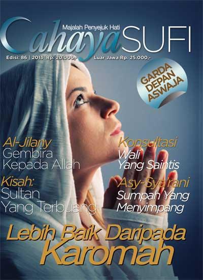 Majalah Cahaya Sufi edisi 83