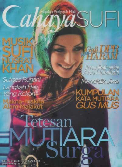 Majalah Cahaya Sufi edisi 87